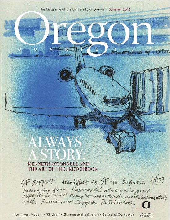 Oregon Quarterly Magazine
