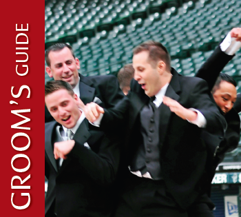The Ultimate Groom's Guide Published By The Groom's List.