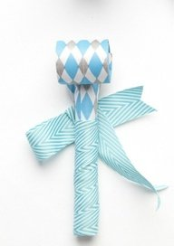 Boutonniere Party Favor