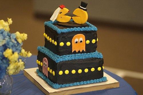 grooms-cake-pac-man